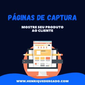 Página de Captura de LEADS